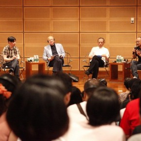 05 Guests of the Dialogue 290x290 - Dialogue: Art and Imitation – Chen Danqing, Mao Yan, Cees Hendrikse and Feng Boyi Talked at the He Xiangning Art Museum