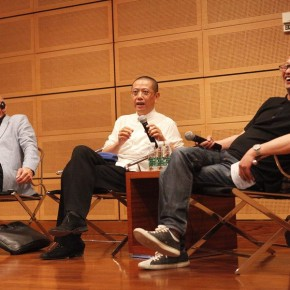 06 Guests of the Dialogue 290x290 - Dialogue: Art and Imitation – Chen Danqing, Mao Yan, Cees Hendrikse and Feng Boyi Talked at the He Xiangning Art Museum