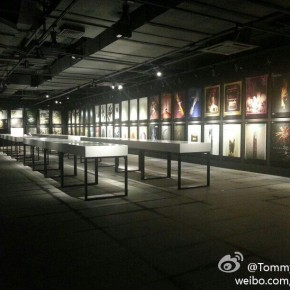 14 View of the exhibition in Beijing 290x290 - Visual Dialogue – Tommy Li and Exhibition of Works over 20 Years in Beijing