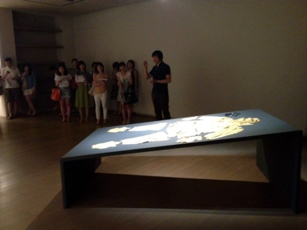 "18-View-of-""Mutual-Affinity""-–-Exhibition-of-Postgraduates-of-Xu-Bing-"