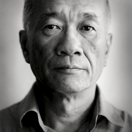 Portrait of Tehching Hsieh, Photograph by Marco Anelli © 2009
