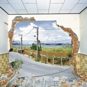 Taiwan Window View by Chen Boyi 2007 Photography 75x88cm 290x290 - 'Crossroads‧Another Dimension – A Cross-Strait Four-Regions Artistic Exchange Project 2013' tours to Macao