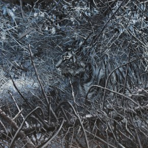 Zhao Bo Forest of Desires No.3 Oil on Canvas 130x200cm 2013 290x290 - Zhao Bo & Xun Guipin Dual Solo Exhibitions Opening August 3 at Soka Art Center