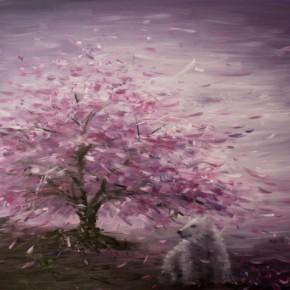 Zhao Bo Wandering through the Garden of Eden No.2 Oil on Canvas 110x145cm 2011 290x290 - Zhao Bo & Xun Guipin Dual Solo Exhibitions Opening August 3 at Soka Art Center