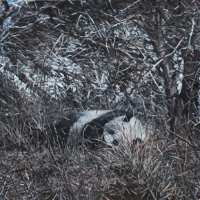 Zhao Bo Wilderness Indifference of Living to the Dead Oil on Canvas 130x200cm 2013 290x290 - Zhao Bo & Xun Guipin Dual Solo Exhibitions Opening August 3 at Soka Art Center
