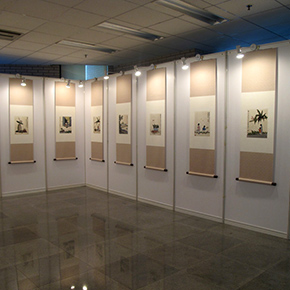 """The Life of Feng Zikai – Promotion of Feng Zikai' Art in Universities"" Held at CAFA"