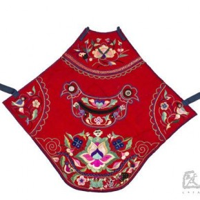 01 Red Underwear of Bride , Luochuan of Northern Shaanxi Province