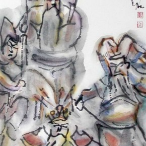 05 Play Ink Ink Play – The Art of Chinese Opera Painting  290x290 - Play Ink, Ink Play – The Art of Chinese Opera Painting tours to Guangdong