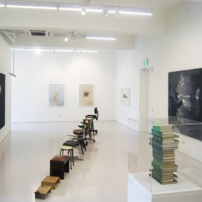 """06 Exhibition View of Going Where 290x290 - A Special Group Show for Singapore Artists """"Going Where"""" on view at ShanghART Singapore"""