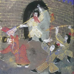 10 Play Ink Ink Play – The Art of Chinese Opera Painting 290x290 - Play Ink, Ink Play – The Art of Chinese Opera Painting tours to Guangdong