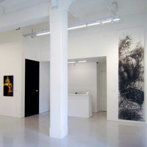 """14 Exhibition View of Going Where 290x290 - A Special Group Show for Singapore Artists """"Going Where"""" on view at ShanghART Singapore"""