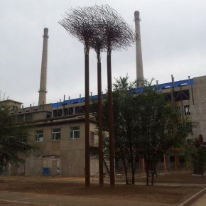 14 Industrial Readymade Product as the Creative Catalyst – Creation of an example of a Welded Sculpture in Datong Gasworks 290x290 - Liu Libin: Industrial Readymade Product as the Creative Catalyst – Creation of an example of a Welded Sculpture in Datong Gasworks