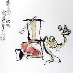 14 Play Ink Ink Play – The Art of Chinese Opera Painting 290x290 - Play Ink, Ink Play – The Art of Chinese Opera Painting tours to Guangdong
