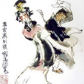 15 Play Ink Ink Play – The Art of Chinese Opera Painting 290x290 - Play Ink, Ink Play – The Art of Chinese Opera Painting tours to Guangdong