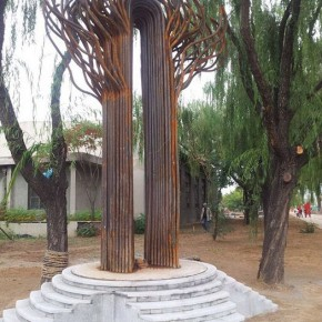 16 Industrial Readymade Product as the Creative Catalyst – Creation of an example of a Welded Sculpture in Datong Gasworks 290x290 - Liu Libin: Industrial Readymade Product as the Creative Catalyst – Creation of an example of a Welded Sculpture in Datong Gasworks