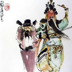 16 Play Ink Ink Play – The Art of Chinese Opera Painting 290x290 - Play Ink, Ink Play – The Art of Chinese Opera Painting tours to Guangdong