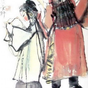 17 Play Ink Ink Play – The Art of Chinese Opera Painting 290x290 - Play Ink, Ink Play – The Art of Chinese Opera Painting tours to Guangdong