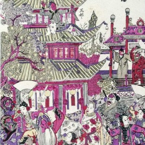 21 Play Ink Ink Play – The Art of Chinese Opera Painting 290x290 - Play Ink, Ink Play – The Art of Chinese Opera Painting tours to Guangdong