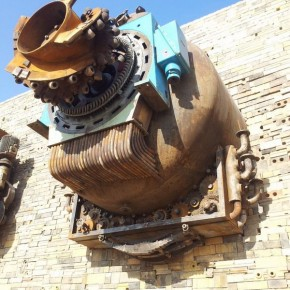 23 Industrial Readymade Product as the Creative Catalyst – Creation of an example of a Welded Sculpture in Datong Gasworks 290x290 - Liu Libin: Industrial Readymade Product as the Creative Catalyst – Creation of an example of a Welded Sculpture in Datong Gasworks