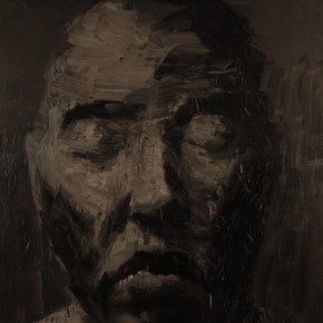 """Yan Peimin Self portrait 2 painting oil painting 235cmx200cm 2002  290x290 - Power Station of Art opens exhibition """"Portrait of the Times - 30 Years of Contemporary Art"""""""