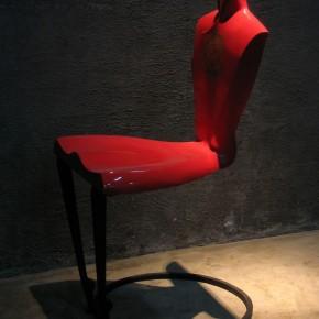 Yang Fan Cheongsam Chair 01 290x290 - The Fifth Gwangju Design Biennale China Pavilion Curated by Jin Rilong to Feature 12 Designers
