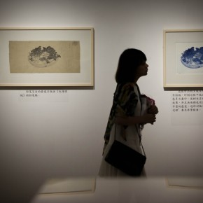 "28 Opening Ceremony of""Moistening Silently – Li Hongren's Teaching and Research Exhibition of Lithographs""  290x290 - ""Moistening Silently – Li Hongren's Teaching and Research Exhibition of Lithographs"" Opened in CAFA"