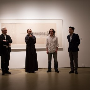 35 The Opening Ceremony of The Remedy Zhang Yanzi Solo Exhibition 290x290 - The Remedy: Zhang Yanzi Solo Exhibition Summarized Her Creations Over the Past Three Years at Today Art Museum