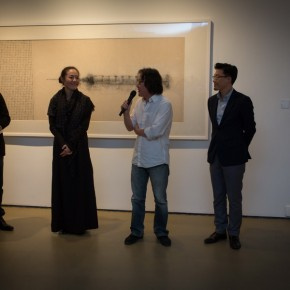 39 The Opening Ceremony of The Remedy Zhang Yanzi Solo Exhibition1 290x290 - The Remedy: Zhang Yanzi Solo Exhibition Summarized Her Creations Over the Past Three Years at Today Art Museum