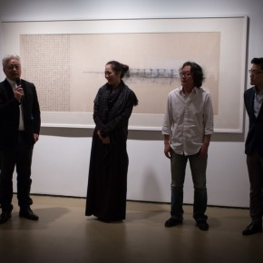 40 The Opening Ceremony of The Remedy Zhang Yanzi Solo Exhibition 290x290 - The Remedy: Zhang Yanzi Solo Exhibition Summarized Her Creations Over the Past Three Years at Today Art Museum