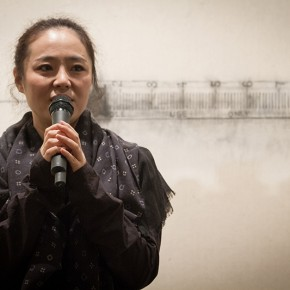 45 Zhang Yanzi at the Opening Ceremony of The Remedy Zhang Yanzi Solo Exhibition1 290x290 - The Remedy: Zhang Yanzi Solo Exhibition Summarized Her Creations Over the Past Three Years at Today Art Museum