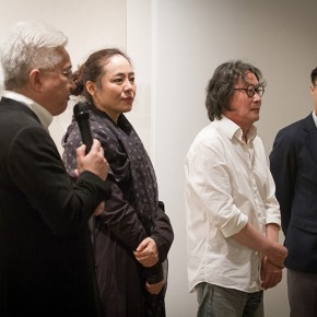 46 The Opening Ceremony of The Remedy Zhang Yanzi Solo Exhibition1 290x290 - The Remedy: Zhang Yanzi Solo Exhibition Summarized Her Creations Over the Past Three Years at Today Art Museum