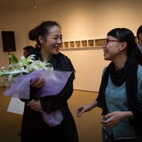 47 The Opening Ceremony of The Remedy Zhang Yanzi Solo Exhibition1 290x290 - The Remedy: Zhang Yanzi Solo Exhibition Summarized Her Creations Over the Past Three Years at Today Art Museum