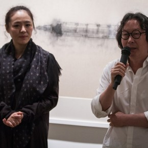 49 The Opening Ceremony of The Remedy Zhang Yanzi Solo Exhibition1 290x290 - The Remedy: Zhang Yanzi Solo Exhibition Summarized Her Creations Over the Past Three Years at Today Art Museum