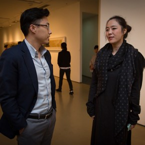 50 The Opening Ceremony of The Remedy Zhang Yanzi Solo Exhibition1 290x290 - The Remedy: Zhang Yanzi Solo Exhibition Summarized Her Creations Over the Past Three Years at Today Art Museum