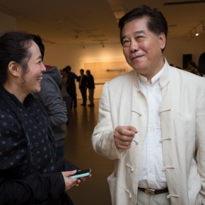 51 The Opening Ceremony of The Remedy Zhang Yanzi Solo Exhibition 290x290 - The Remedy: Zhang Yanzi Solo Exhibition Summarized Her Creations Over the Past Three Years at Today Art Museum