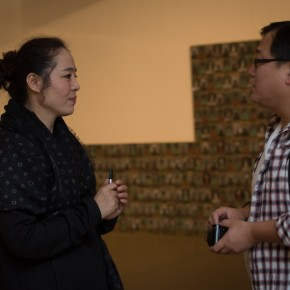 52 The Opening Ceremony of The Remedy Zhang Yanzi Solo Exhibition 290x290 - The Remedy: Zhang Yanzi Solo Exhibition Summarized Her Creations Over the Past Three Years at Today Art Museum