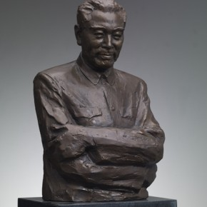 Cao Chunsheng Peoples Servants Zhou Enlai 1994 Sculpture height 170cm 290x290 - Literary Talent and Moral Integrity—Retrospective Exhibition of Cao Chunsheng's Work over the Past Sixty Years