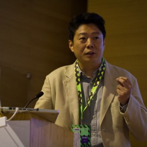 Guo Yu founder of Jiayi.com interaction 290x290 - Interaction X Information Innovation Forum 2013 Successfully Held at CAFAM