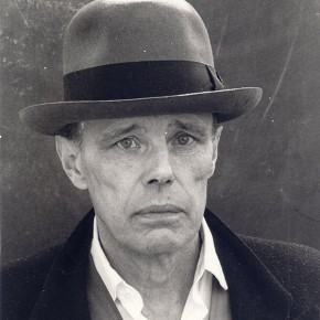 "Joseph Beuys 1986 290x290 - LaoZhu Gave a Lecture Entitled ""Reflection by Beuys"" at CAFAM"