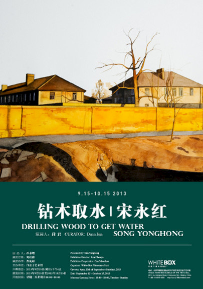 Poster of Driling-Wood-to-Get-Water