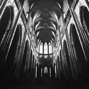 Robert Longo The Cathedral 2013 inkjet printing 178x107cm 290x290 - Darkness Visible: Group Show of Ten Artists from China and US to be Exhibited at the National Art Museum of China