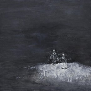 Xia Funing Physical Myths No.2 2012 Oil on canvas 150x150cm 290x290 - Rationalized Vision—Xia Funing Art Exhibition on Display at the National Art Museum of China