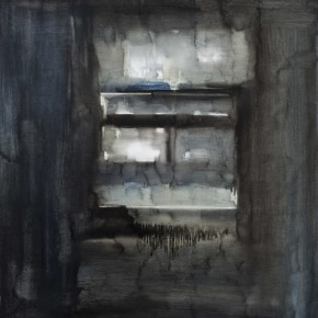 Xia Funing View from the Window 2010 Oil on canvas 150x120cm 290x290 - Rationalized Vision—Xia Funing Art Exhibition on Display at the National Art Museum of China