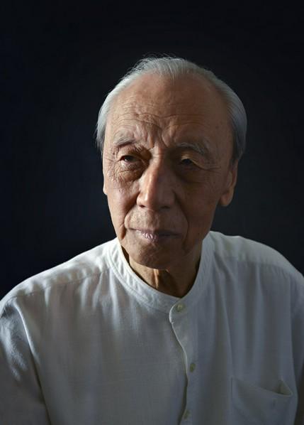 Zhan Jianjun's portrait