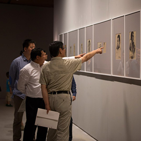 """Climb, But Not to Enjoy the Limelight"" – Wei Qimei's Drawing Courses Opened at CAFA Art Museum"
