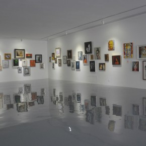 """03 View of """"We 1994 2013 The 20th Anniversary Collective Exhibition of China Song Zhuang Artists"""" 290x290 - We: 1994-2013Collective Exhibitionof China SongZhuangArtists Held in Beijing"""