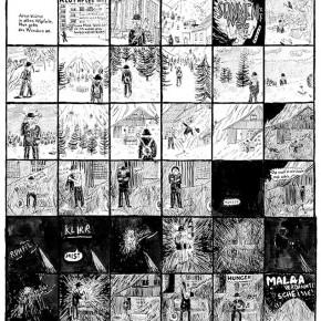 04 Work by Jul Gordon, member of German Comic Club Orang