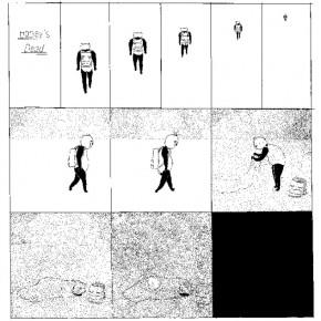 05 Work by Jul Gordon, member of German Comic Club Orang