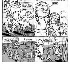 09 Work by Marijpol, member of German Comic Club Orang