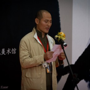 "17 View of the opening ceremony of ""Inheritance of Brush and Ink – Four Decades of Zhang Lichen's Teaching"" 290x290 - ""Inheritance of Brush and Ink – Four Decades of Zhang Lichen's Teaching"" Grandly Inaugurated at CAFAM"